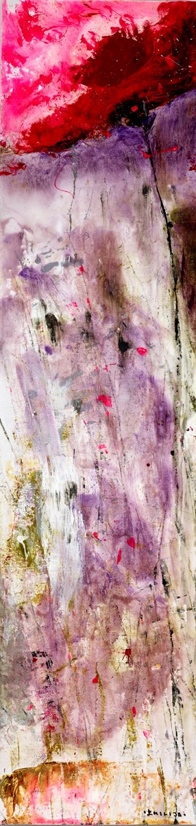 Unity III by emilija pasagic -  sized 12x48 inches. Available from Whitewall Galleries